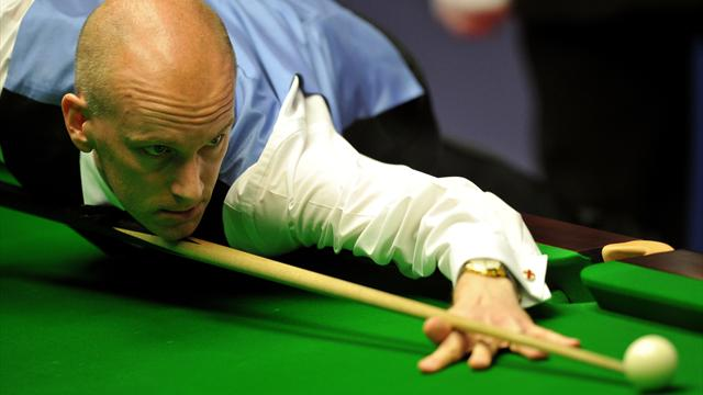Trump slams Ebdon - Snooker