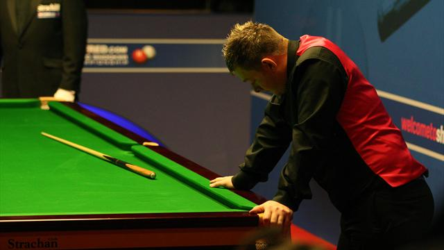 Allen apologises - Snooker