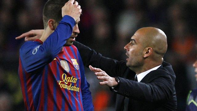 Guardiola at a loss - Football - Champions League
