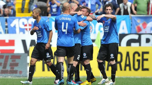 Novara overcome Lazio - Football - Serie A