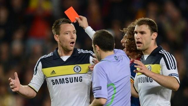 Terry European ban reduced - Football - Champions League