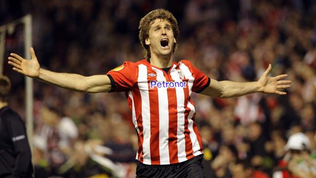 Llorente makes scoring return as Bilbao draw