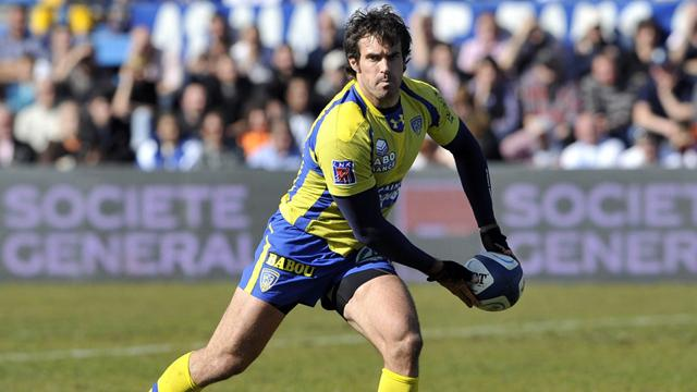 Clermont remanié - Rugby - Top 14