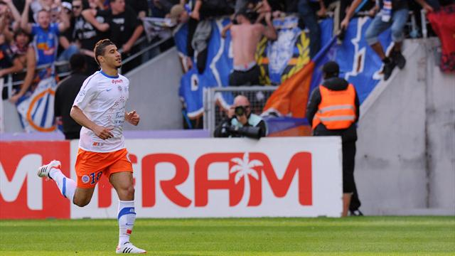 Montpellier march clear - Football - Ligue 1