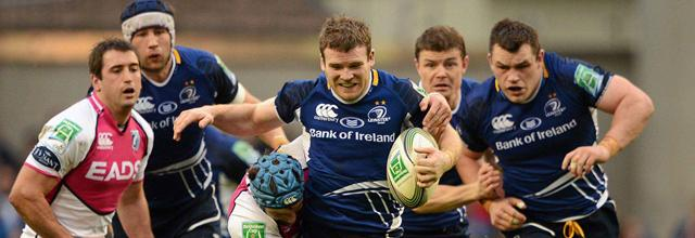 Le Leinster sans pression - Rugby - Coupe d'Europe