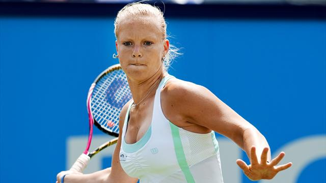 Bertens wins title - Tennis