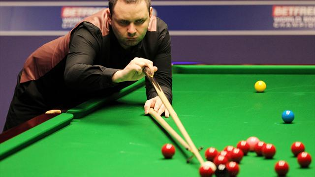 Maguire wins UK PTC1 - Snooker