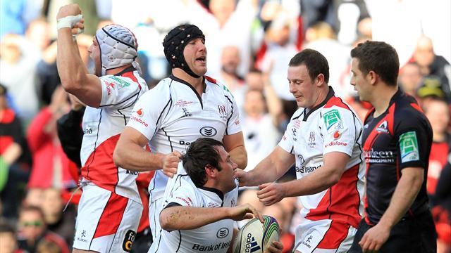 Ulster down Edinburgh to reach final