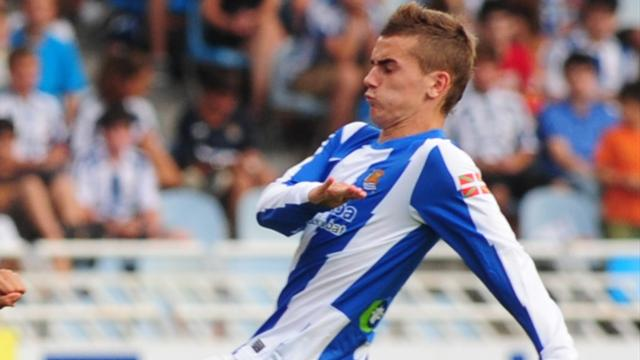 Sociedad send Racing down - Football - Liga