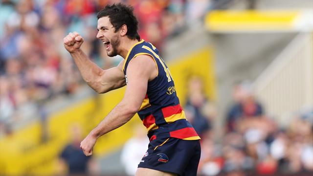 Adelaide down Richmond - Australian Football