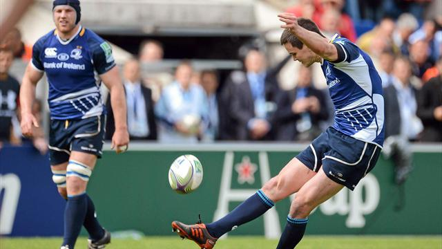 Leinster beat Clermont to reach final
