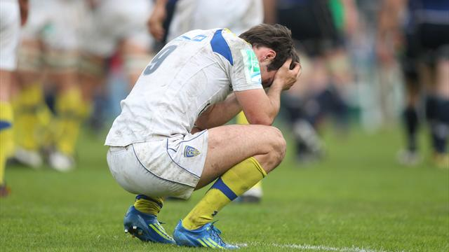 Clermont: Que de regrets - Rugby - Coupe d'Europe