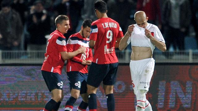 PSG slip up against Lille - Football - Ligue 1