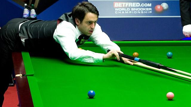 O'Sullivan beats Williams - Snooker