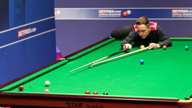 Jones ousts Higginson - Snooker