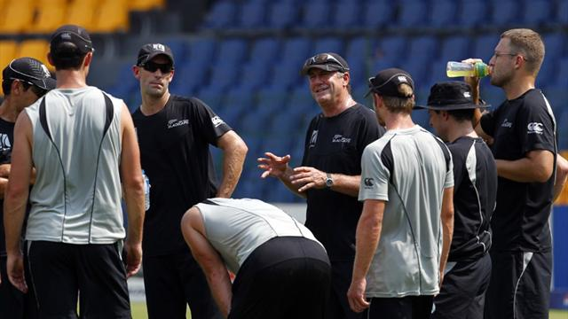 NZ to play Tests in India - Cricket