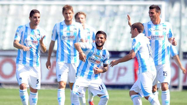Pescara penalty revoked - Football - Serie A
