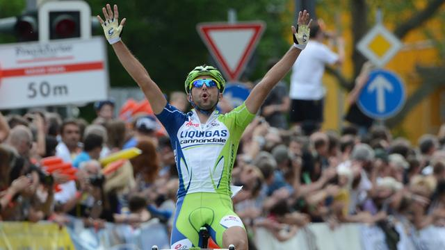 Moser takes stage six win - Cycling