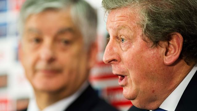 Hodgson under scrutiny - Football - Euro 2012