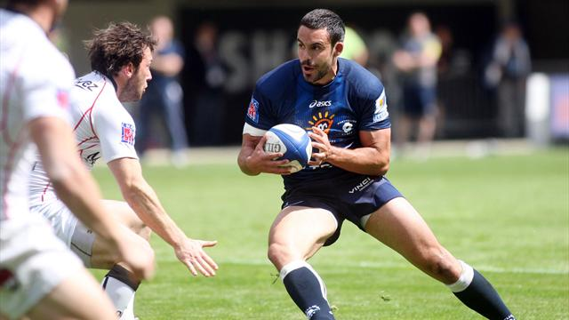 Doumayrou 3 ans à Paris - Rugby - Top 14