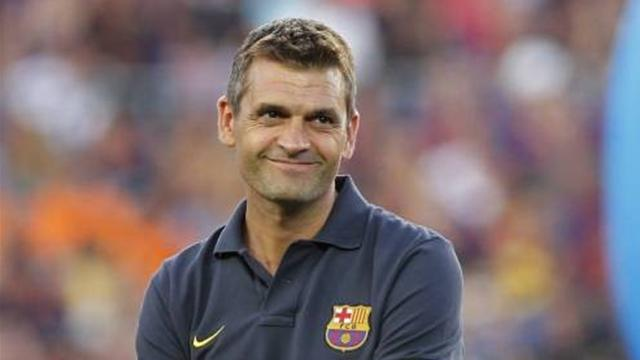 Vilanova confirmed - Football - Liga