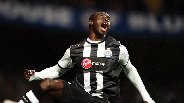 Cisse fires Newcastle - Football - Premier League