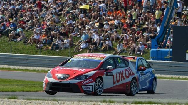 SEAT and Ford lighter - WTCC