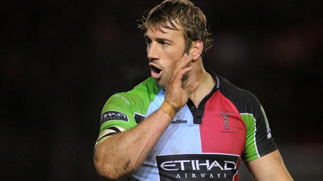 Robshaw gets top award - Rugby - Aviva Premiership