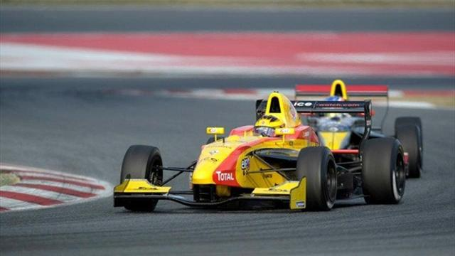Classy Kvyat dominate - World Series Renault - Formula Renault 2.0