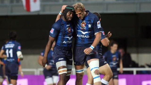 LE MHR assure les barrages - Rugby - Top 14
