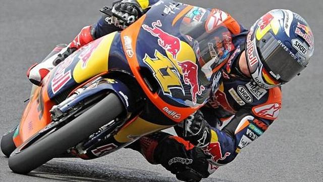 Cortese claims Assen pole - Motorcycling