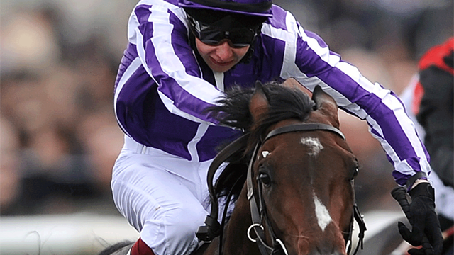 Camelot shows class to win the Derby
