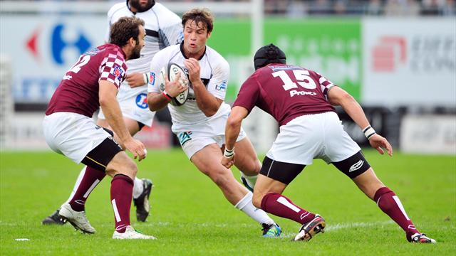 Bordeaux se sauve - Rugby - Top 14