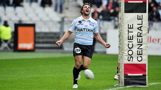 Le derby au Racing - Rugby - Top 14