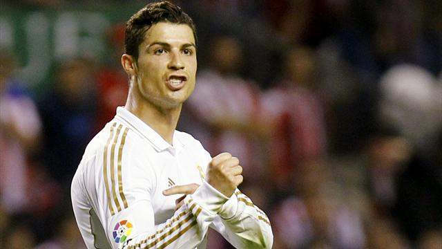 Ronaldo makes MLS hint - Football - Liga