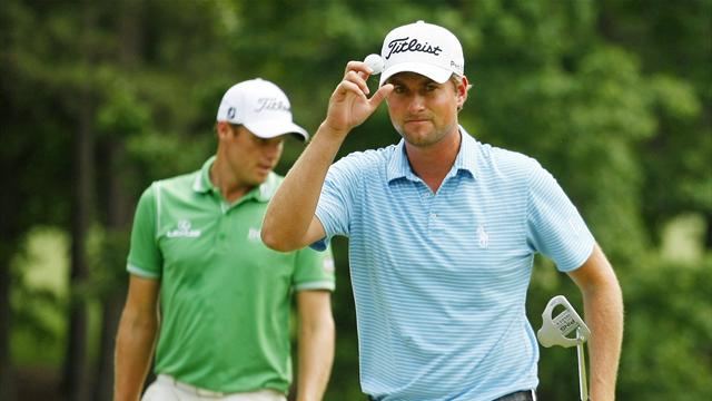Simpson highlights rivalry - Golf - US Open