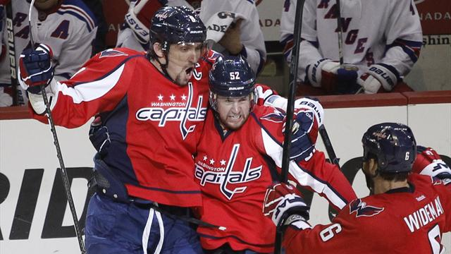 Capitals re-sign Green - Ice Hockey - NHL