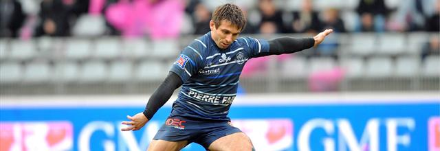 Record de Romain Teulet - Rugby - Top 14