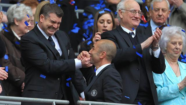 Chelsea quiet over Di Matteo