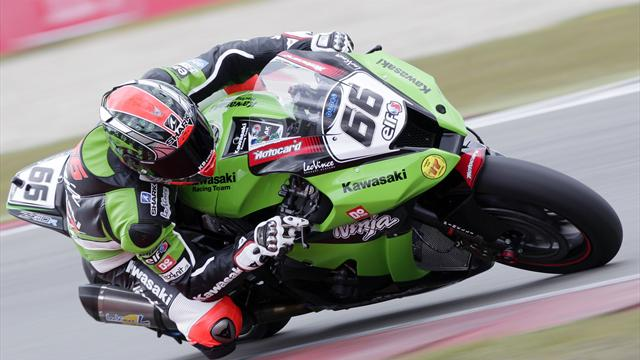 Sykes on WSB pole - Superbikes