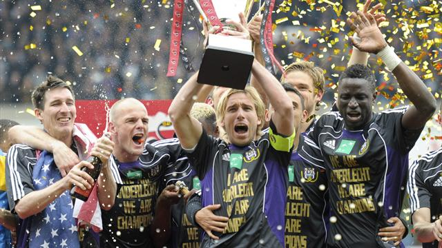 Anderlecht win title - Football - World Football