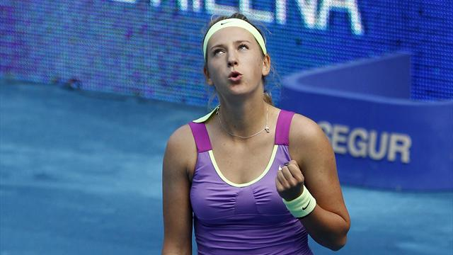 Azarenka, Sharapova win - Tennis