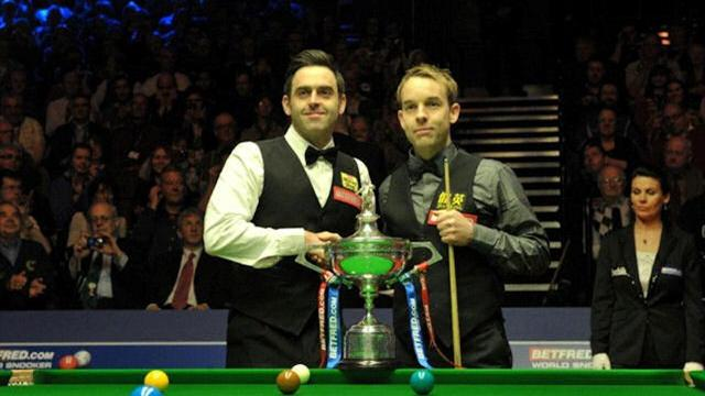 O'Sullivan wants breakaway, has dig at Carter