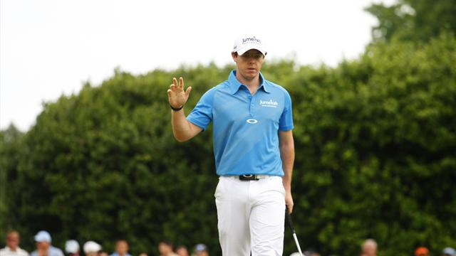 McIlroy number one again despite defeat
