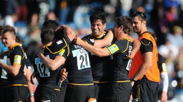 Wasps appoint Howarth - Rugby - Aviva Premiership