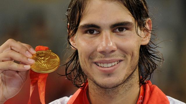 Nadal to carry flag - Tennis