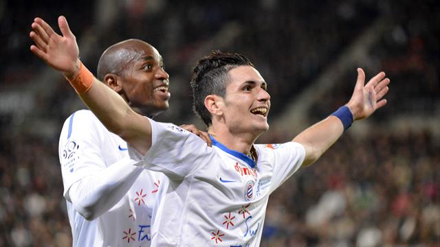 Montpellier held at home - Football - Ligue 1