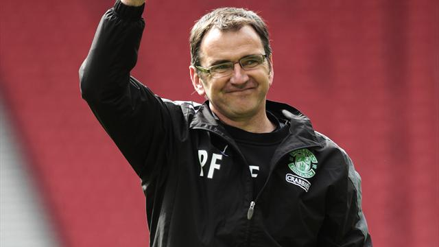 Hibs to sell Osbourne