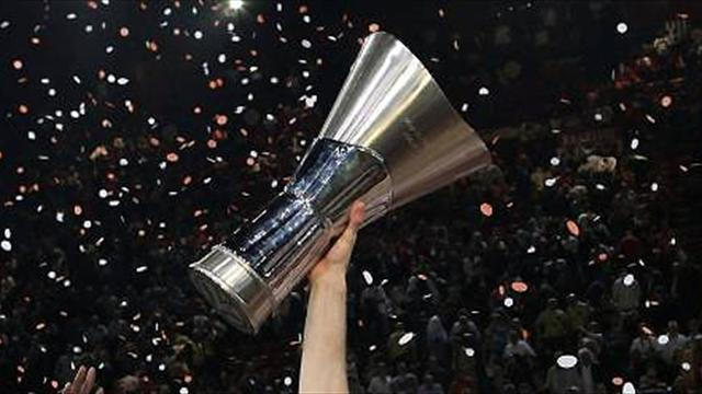 Final four set for finale - Basketball - EuroLeague