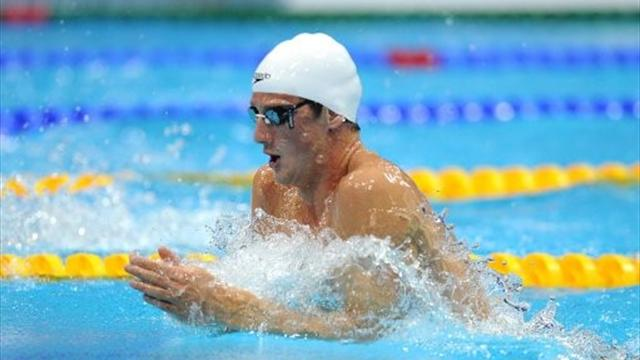 Jamieson defends Euro show - Swimming